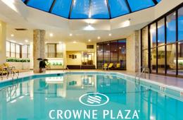 Crowne Plaza & The Works Entertainment Complex Getaway
