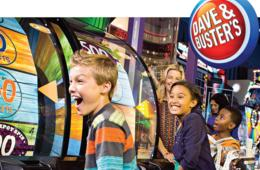 All-Day Gaming Packages at Dave & Buster's