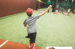 BRAND NEW! D-BAT Gaithersburg Baseball & Softball Training Facility