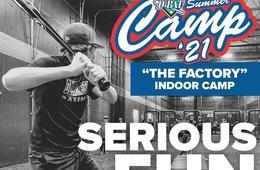 D-Bat Baseball & Softball Summer Camps