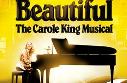 BEAUTIFUL - The Carole King Musical at The National Theatre