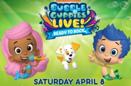 Bubble Guppies Live at The National Theatre