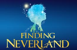 FINDING NEVERLAND at the National Theatre