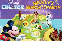 Up to 50% Off Disney On Ice Presents Mickey's Search Party at Royal Farms Arena