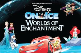 Disney On Ice Worlds of Enchantment at Royal Farms Arena or Capital One Arena