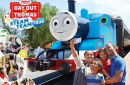 Day Out With Thomas: The Steam Team Tour