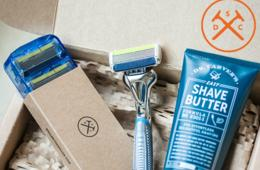 $5 Executive Starter Box from Dollar Shave Club + FREE Shipping (67% Off)