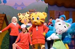 Daniel Tiger's Neighborhood Live! - Enter to Win a VIP Experience + Family 4-Pack of Tickets!