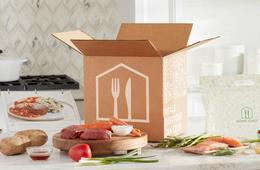 $80 Off First Four Home Chef Boxes