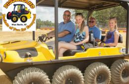 Diggerland USA Admission