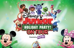 Disney Junior Holiday Party! at The Warner Theatre