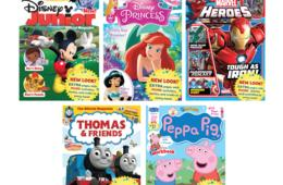 1-Year Subscription to Disney Junior, Thomas & Friends™, Disney Princess, Peppa Pig™ and MORE!