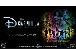 Disney's DCappella at The Warner Theatre