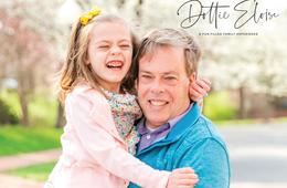Father's Day Mini Portrait Session by Dottie Eloise Photography