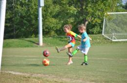 $88+ for Maryland Soccerplex 2 Kicks, Pre Kicks or Kickers Fall Season for Ages 2-6 in Boyds (20% Off)