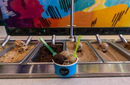 Gourmet Cookie Dough Scoop Flight at The Dough Jar