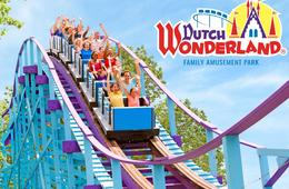 Dutch Wonderland Admission