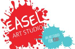 $125 for Any 2-Full Days of Easel Art Studio Art Camp for Ages 5-11 in Chicago ($160 Value)