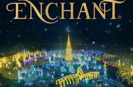 Enchant Christmas at Nationals Park