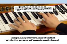 $15+ for One Private 30-Minute Music Lesson at European School of Music & Chess for Ages 5 to Adult - Atlanta (50% Off)