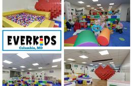 GRAND OPENING! Everkids Playhouse Admission or Party