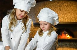 Junior Chef Sessions at BRAND NEW Chefscape Kitchen