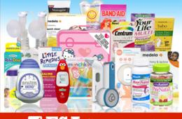 $10 Off $60+ Worth of Products or 10% Off Baby Care Items from FSAstore.com - Thousands of Products ALL Covered by a Flexible Spending Account