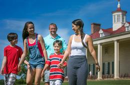 40% Off Admission to George Washington's Mount Vernon