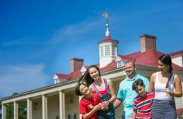 40% Off Admission to George Washington's MOUNT VERNON