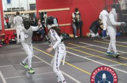 $200 for Fairfax Fencers Fencing Camp for Ages 8+ in Chantilly ($350 Value - 43% Off)