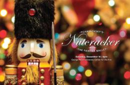 $27.30+ for Ticket to The Nutcracker Presented by The Fairfax Symphony & The Fairfax Ballet - December 16th in Fairfax (30% Off)