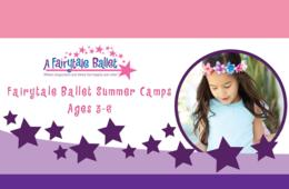 $55 for A Fairytale Ballet 2-Day Mini-Camp for Ages 3-6 in Evanston ($76 Value - 28% Off)