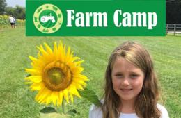 $150 for Farm Camp for Ages 11-13 at the Baltimore County Farm Park in Hunt Valley (40% Off)