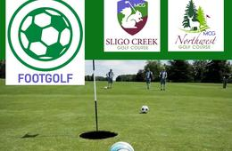 MCG Footgolf at Northwest or Sligo Creek Golf Course