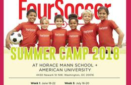 FourSoccer Half-Day Camp
