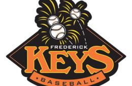 2 Field Seats to Frederick Keys Baseball Game at Harry Grove Stadium