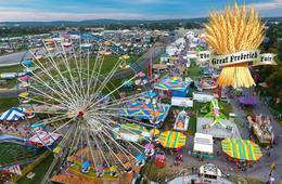 The Great Frederick Fair - Save BIG By Purchasing Your Tickets in Advance!