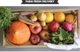 $49 for 2 Weeks of Fresh Farm Box Deliveries by From the Farmer DC (46% Off - $90 Value)