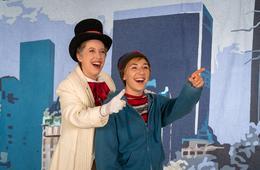 Frosty at Alden Theatre