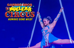 Garden Bros Nuclear Circus at The Prince William County Fairgrounds