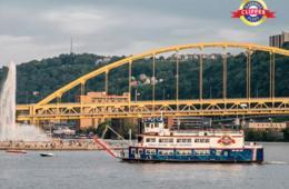 Three Rivers Sightseeing Cruise at Gateway Clipper Fleet
