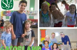 $300 for St. Paul's Gatorland Day Camp for Rising K - 8th Grade Boys & Girls - Green Spring Valley ($375 Value - $75 Off)