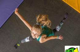GRAND OPENING SPECIAL! Get Air Trampoline Park Weekday Passes