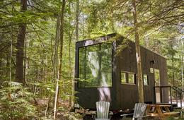 $30 Off Any Getaway Shenandoah Tiny Cabin Stay