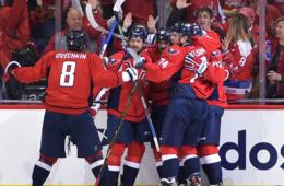 NEW GAMES ADDED! $44+ for Washington Capitals Game Ticket ($66 Value - 34% Off)