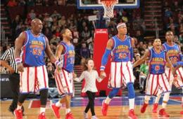 $21 and Up for Harlem Globetrotters Tickets in Fairfax & Baltimore (40% Off)