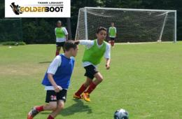 Golden Boot Soccer Lil' Boots Juniors or Lil' Boots Advanced Half-Day Camps