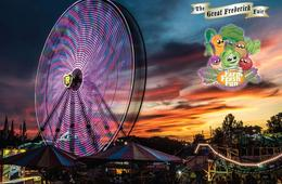 $5 Off The Great Frederick Fair Jack Pass - Includes Admission PLUS Unlimited Rides!