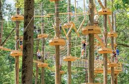 Harpers Ferry Adventure Center Ropes Adventure Course