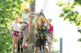 Harpers Ferry Adventure Center Zip Line Tour